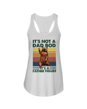 It's Not A Dad Bod Ladies Flowy Tank thumbnail