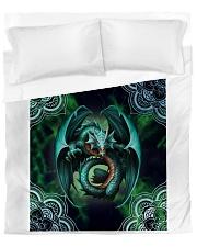 Beautiful Dragon Art Duvet Cover - Queen front