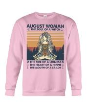 Yoga August Women Crewneck Sweatshirt thumbnail