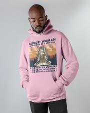 Yoga August Women Hooded Sweatshirt apparel-hooded-sweatshirt-lifestyle-front-09