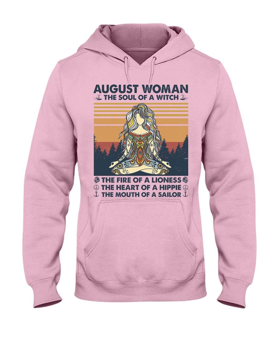 Yoga August Women Hooded Sweatshirt