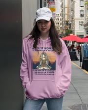 Yoga August Women Hooded Sweatshirt lifestyle-unisex-hoodie-front-5