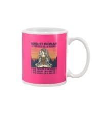 Yoga August Women Mug thumbnail