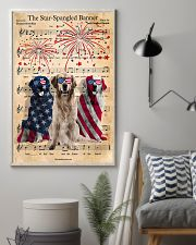 Golden Retriever The Star Spangled 4th of July 11x17 Poster lifestyle-poster-1