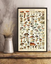 Adolphe Millot Mushrooms 11x17 Poster lifestyle-poster-3