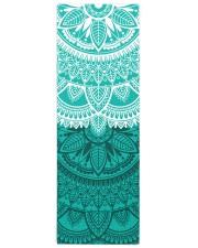 Yoga Mandala Yoga Mat 24x70 (vertical) front