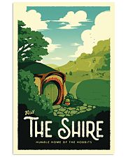 The Shire 11x17 Poster front