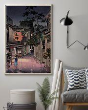 Ushigome Kagurazaka de Tsuchiya Koitsu 11x17 Poster lifestyle-poster-1