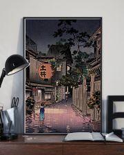 Ushigome Kagurazaka de Tsuchiya Koitsu 11x17 Poster lifestyle-poster-2