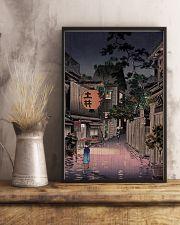 Ushigome Kagurazaka de Tsuchiya Koitsu 11x17 Poster lifestyle-poster-3
