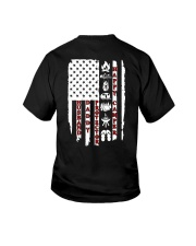 Husband-Daddy-Protector-Happy Camper Youth T-Shirt thumbnail