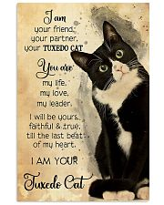 Tuxedo Cat I Am Your Friend 11x17 Poster front