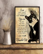 Tuxedo Cat I Am Your Friend 11x17 Poster lifestyle-poster-3
