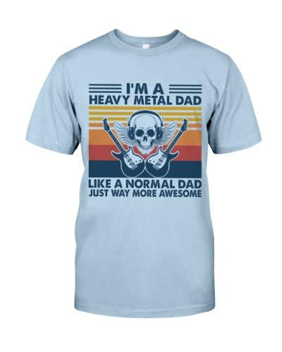 I'm A Heavy Metal Dad