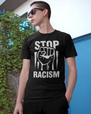 Top Racism Classic T-Shirt apparel-classic-tshirt-lifestyle-17