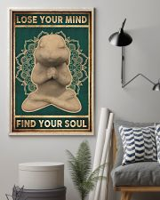 Lose Your Mind Find Your Soul 11x17 Poster lifestyle-poster-1