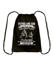 Father and Son Drawstring Bag tile