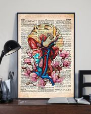 Vintage Dictionary Page 11x17 Poster lifestyle-poster-2