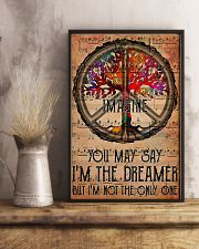 You May Say I'm The Dreamer 11x17 Poster lifestyle-poster-3