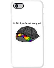 It's OK If You're Not Ready Phone Case i-phone-8-case