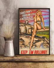 Tanks Fight In Factories 11x17 Poster lifestyle-poster-3