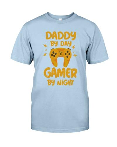 Daddy By Day Gamer By Night