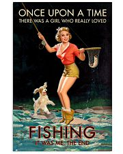 Trout Fishing Once Upon A Time 11x17 Poster front