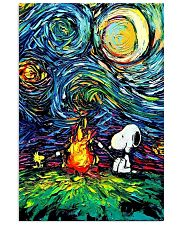 Snoopy Meets 11x17 Poster front