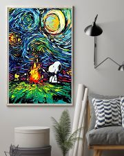 Snoopy Meets 11x17 Poster lifestyle-poster-1