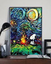 Snoopy Meets 11x17 Poster lifestyle-poster-2