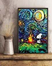 Snoopy Meets 11x17 Poster lifestyle-poster-3