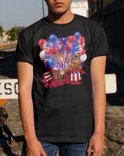 Love Somali Classic T-Shirt apparel-classic-tshirt-lifestyle-29