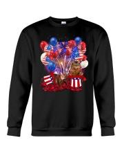 Love Somali Crewneck Sweatshirt thumbnail