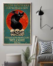 Salem Sanctuary For Wayward Cat 11x17 Poster lifestyle-poster-1