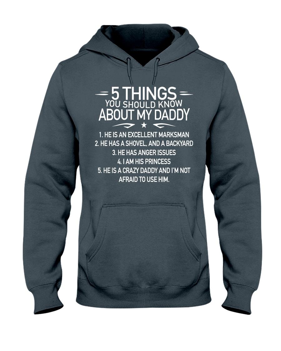 daddy Hooded Sweatshirt