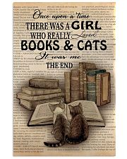 Books And Cats 11x17 Poster front