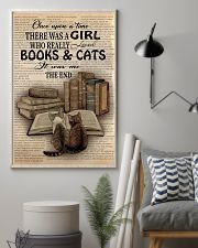 Books And Cats 11x17 Poster lifestyle-poster-1