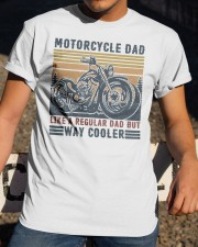 Motorcycle Dad Classic T-Shirt apparel-classic-tshirt-lifestyle-28
