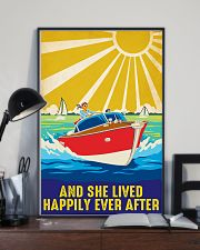 Love Boat And She Lived Happily Ever After 11x17 Poster lifestyle-poster-2