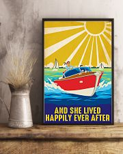 Love Boat And She Lived Happily Ever After 11x17 Poster lifestyle-poster-3