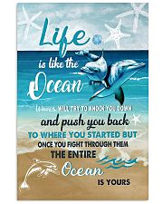 The Ocean Is Yours 11x17 Poster front