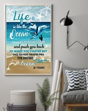 The Ocean Is Yours 11x17 Poster lifestyle-poster-1