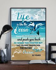 The Ocean Is Yours 11x17 Poster lifestyle-poster-2