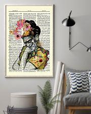 Frida Kahlo 11x17 Poster lifestyle-poster-1