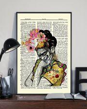 Frida Kahlo 11x17 Poster lifestyle-poster-2