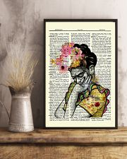 Frida Kahlo 11x17 Poster lifestyle-poster-3