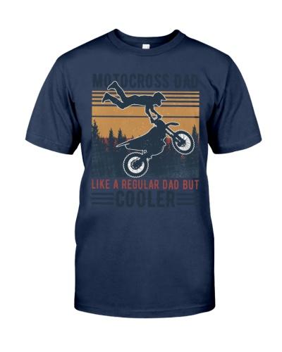 Motocross Dad Like A Regular Dad But Cooler