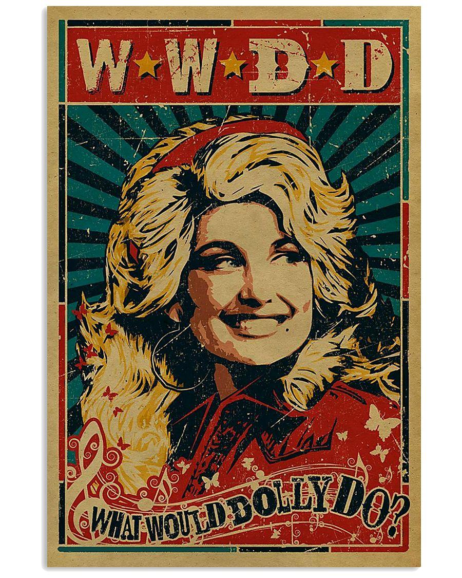 Dolly Parton 11x17 Poster