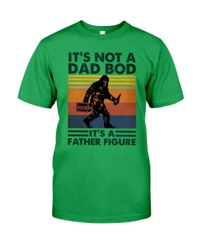 It's Not A Dad Bod Bigfoot