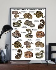 Rattlesnakes of North America 11x17 Poster lifestyle-poster-2